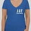 Thumbnail: Juniors V-Neck T-Shirt