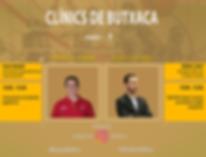 Cartell Clinic Butxaca Ola i Canut.png