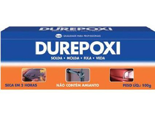 Durepoxi  100g - Alba