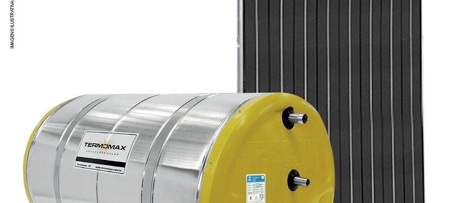 Kit Aquecedor Solar 200 litros
