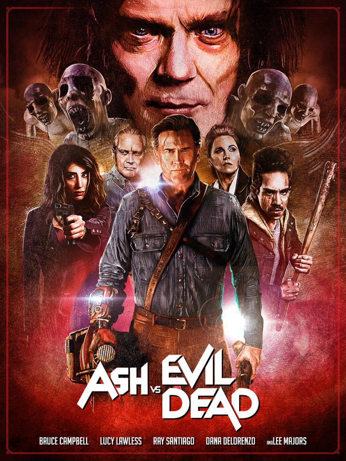 As vs Evil Dead