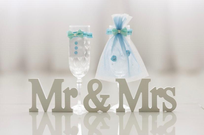 オブジェ MR&MRS