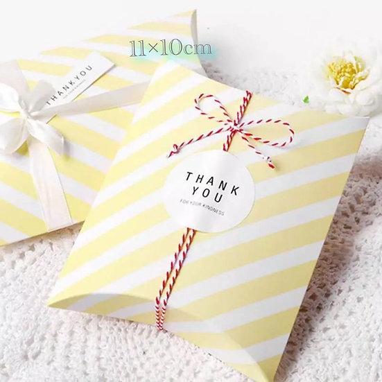 Mini box Yellow