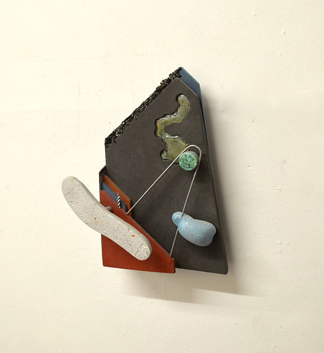 Device Transmission III, Pigmented MDF,
