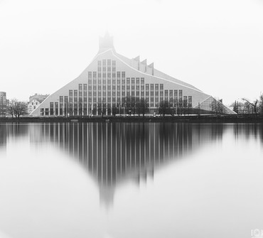 National Library / Nacionālā bibliotēka