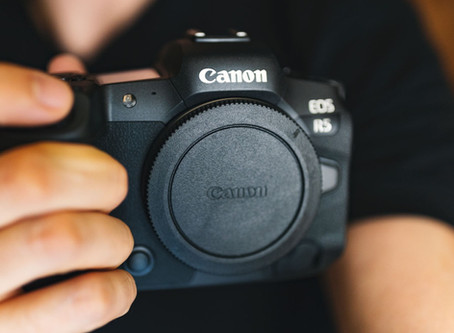 Finally I got my hands on the Canon R5
