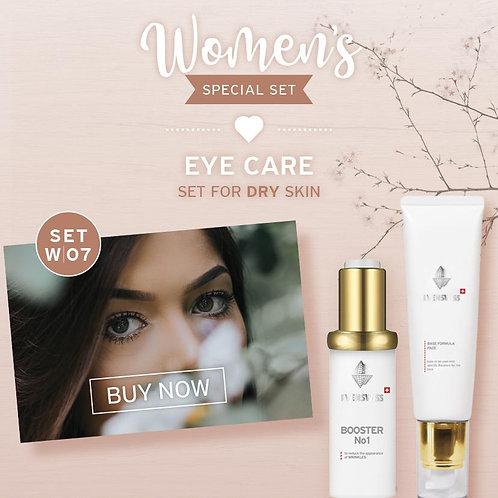 SET W07 - EYE CARE - Set for Dry skin
