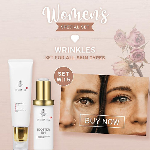 SET W15 - Wrinkles - Set for All Skin Types