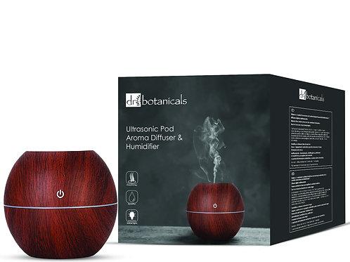 Ultrasonic Pod Aroma Diffuser and Humidifier