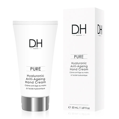 Dr H Hyaluronic Acid Anti-Ageing Hand Cream 50ml