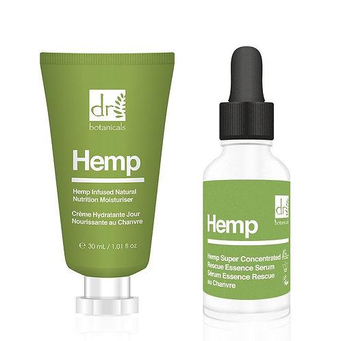 Hemp Hydration Gift Set