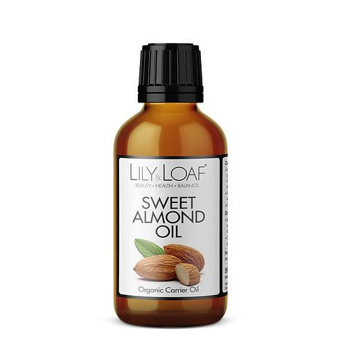 Sweet Almond Organic Carrier Oil
