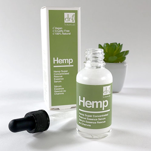 Hemp Super Concentrated Rescue Essence Serum 30ml