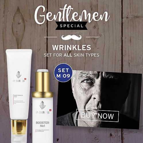 SET M09 - Wrinkles - Set for All Skin Types