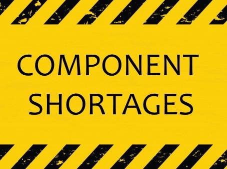 Market Update - Component Shortages