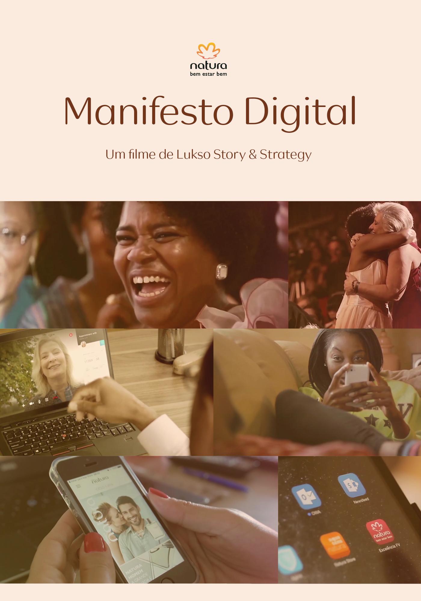Natura - Manifesto Digital