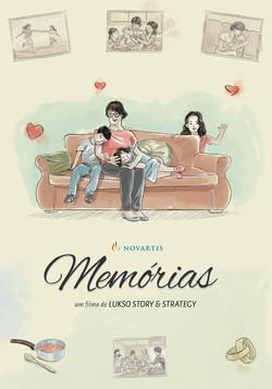 Novartis - Memórias