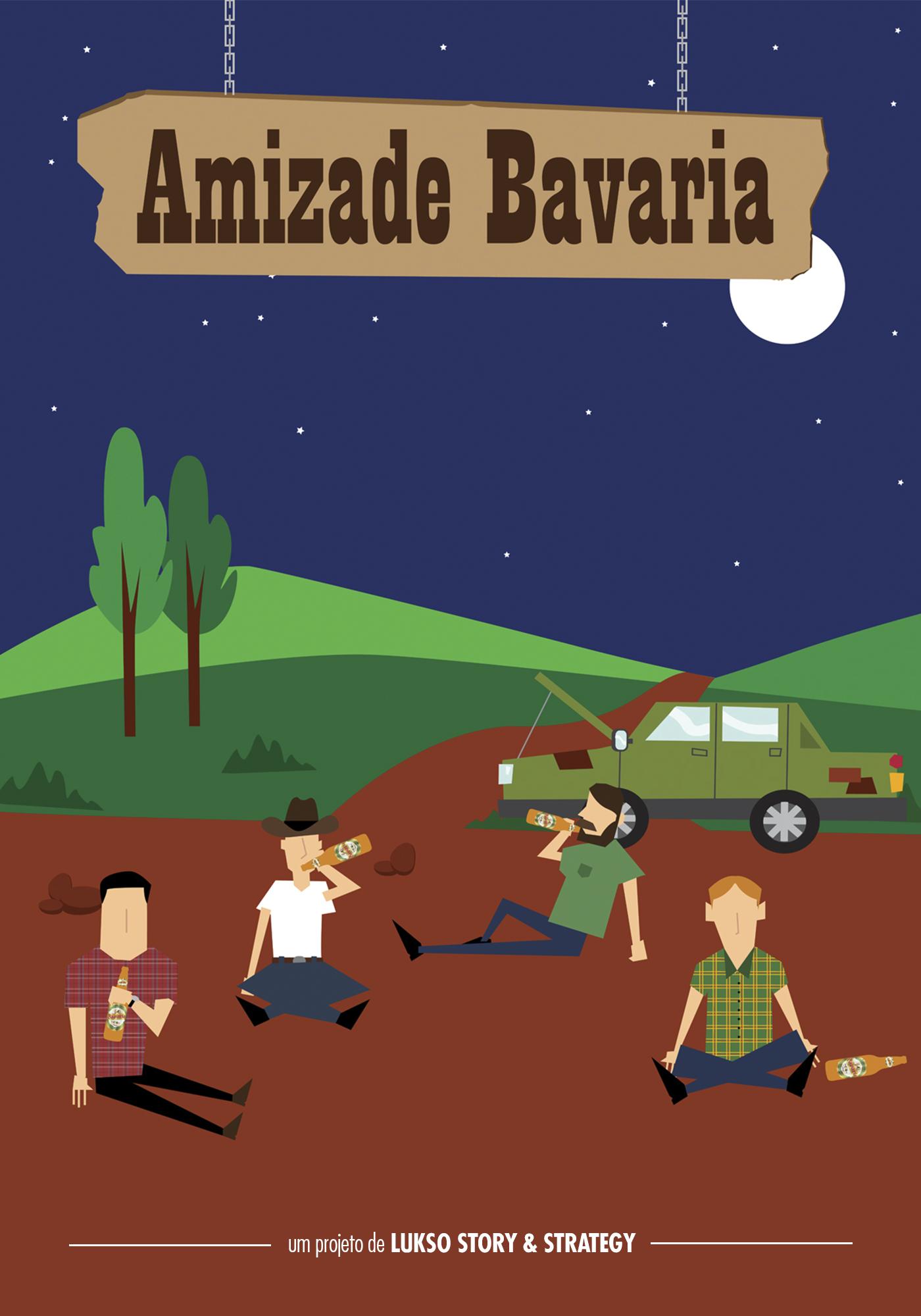 Bavaria - Amizade Bavaria