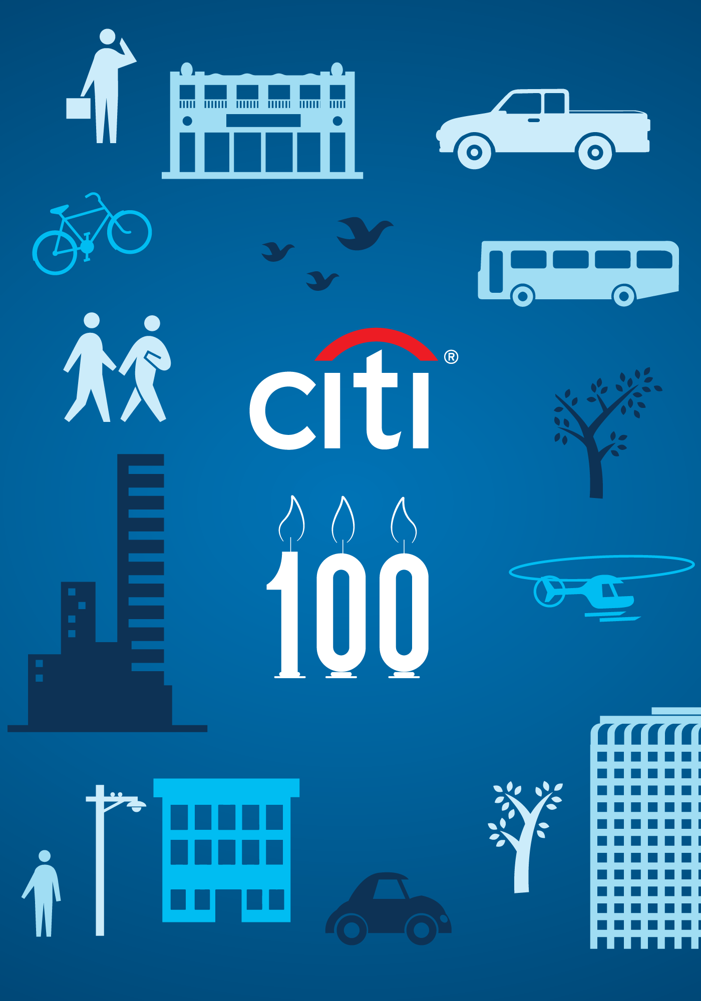 City - 100 anos