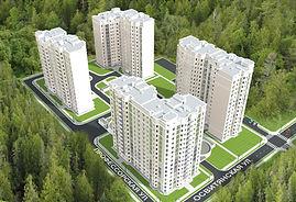 новостройка ЖК Сокольники