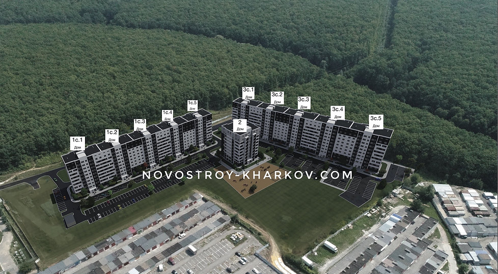 Новостройка ЖК Победы 86