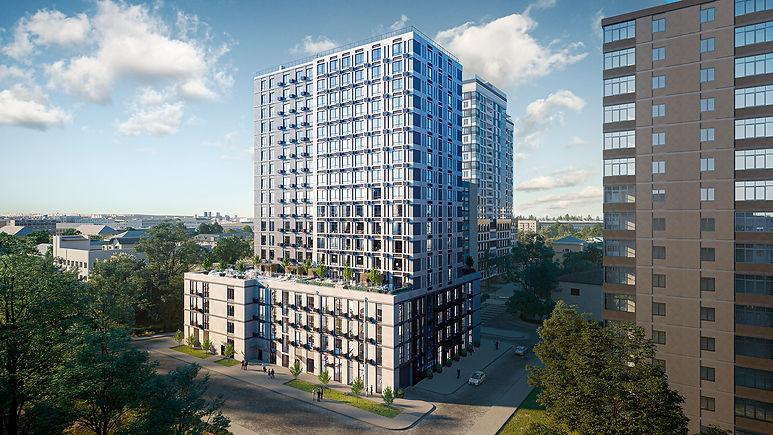 ЖК Urban One Naukova Apartments/ЖК Urban One Наукова Apartments от застройщика строй сити в Харькове