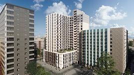 ЖК Urban One Naukova Apartments/ЖК Urban One Наукова Apartments от застройщика стройсити в Харькове
