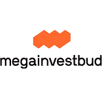 логотип застройщика megainvestbud