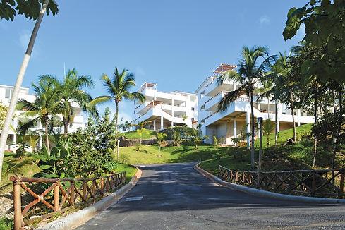 Colina Al Mar Residences Cosón Las Terrenas Samaná apartments dominican republic