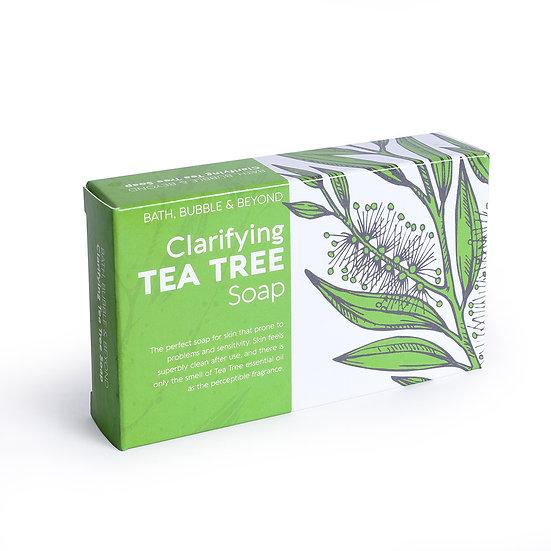 Clarifying Tea Tree Soap