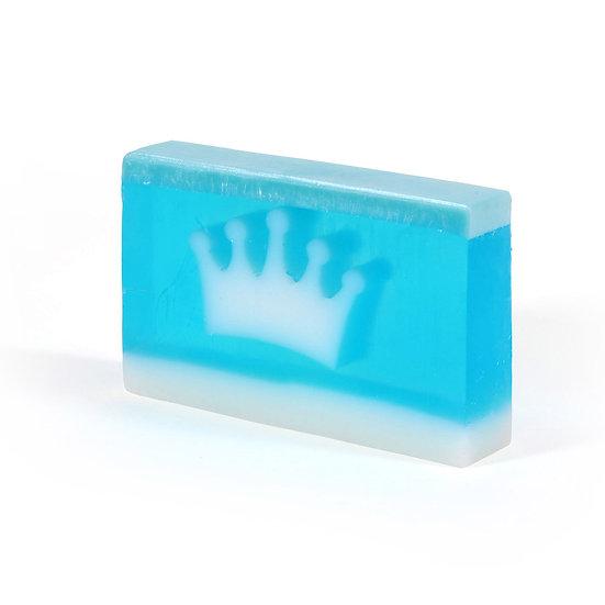 Little Blue Prince Soap Loaf