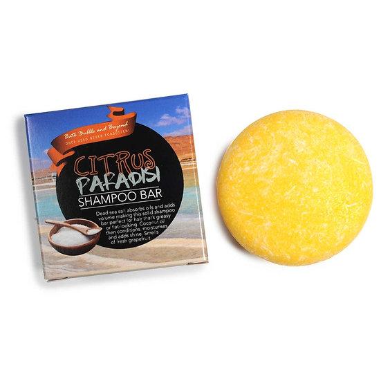 Citrus Paradisi Shampoo Bar
