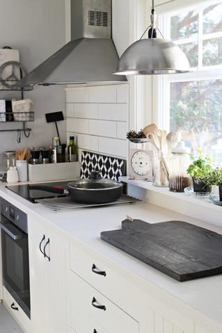 En titt på kjøkkenet // Kitchen peek