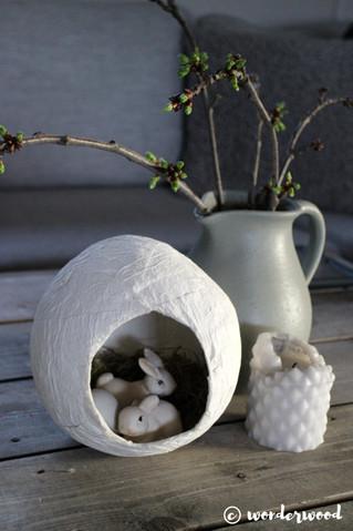 diy papiregg // diy paper eggs