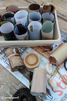 diy papirpotter med pottemaker