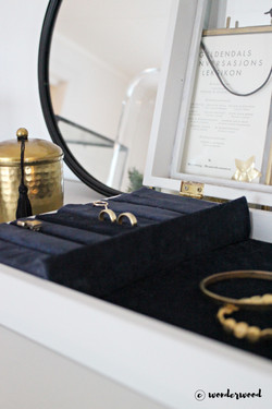 IKEA HACK: Jewelry box