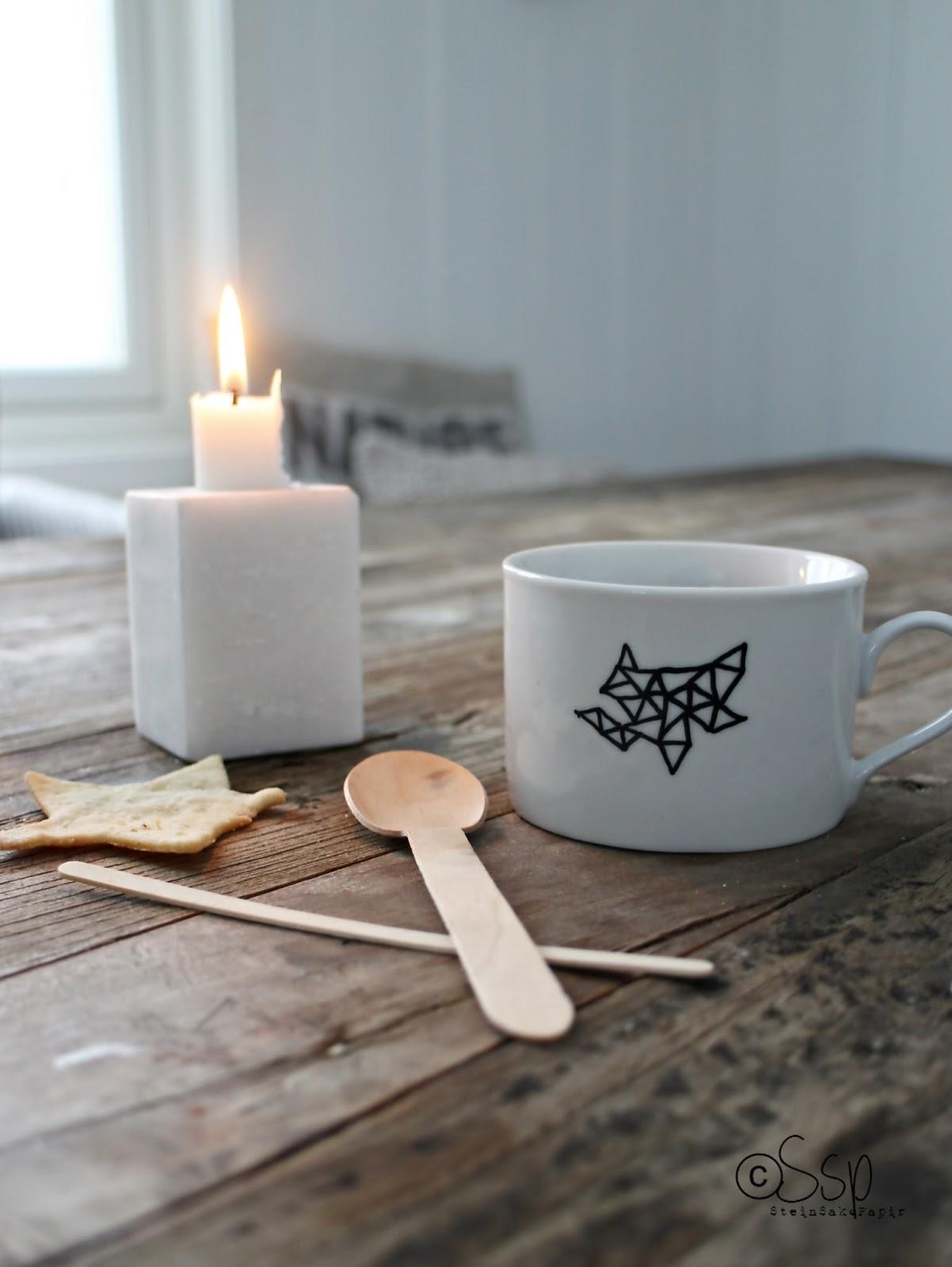 geometric cups