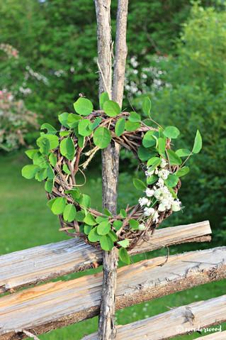 diy sommerkrans // diy summer wreath