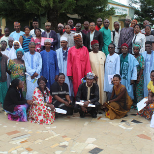 Participants at the Herders and Farmers