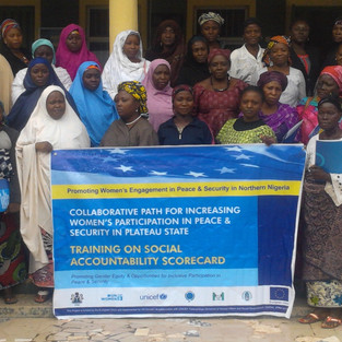 Training on Social Accountability Scorec