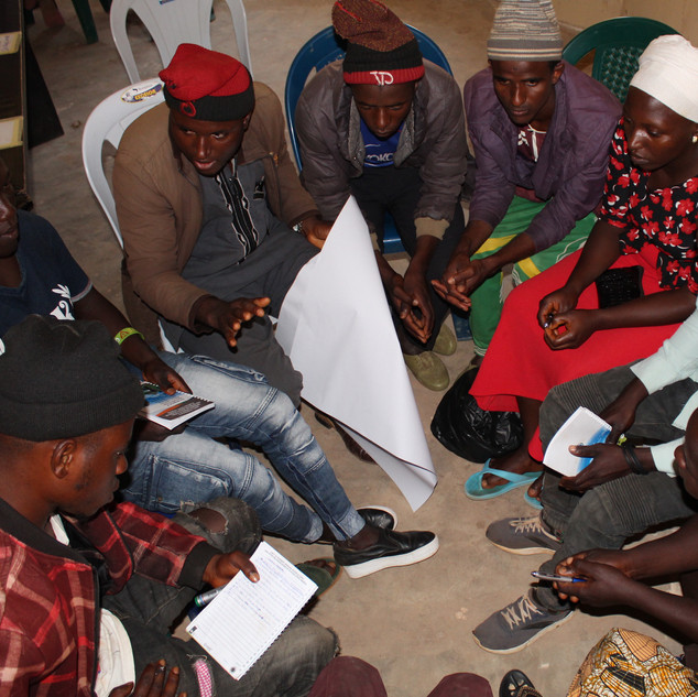 Herders and Farmers Youth Dialogue in Bo