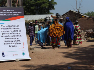 Community Dialogue for Herders and Farme