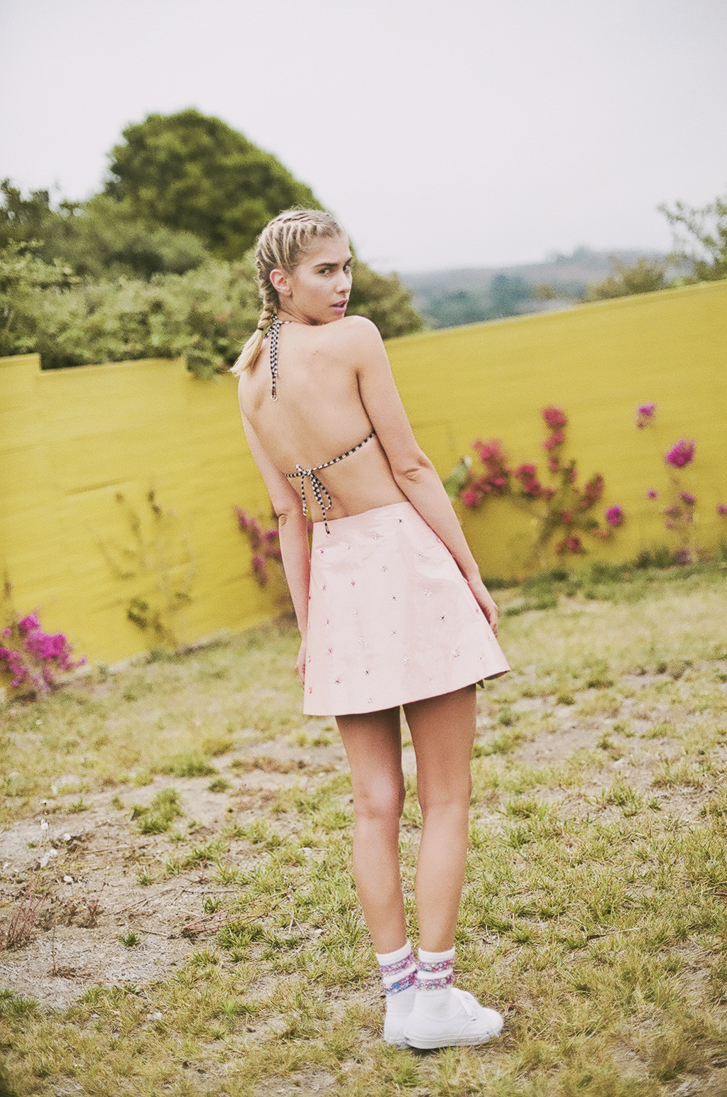 AzaZieglerCalleDelMar- Lookbook 2014