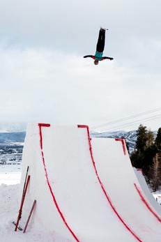 Utah Olympic Park Training
