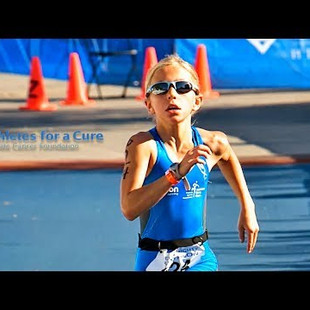 Olympic Distance Triathlon- 9 Years Old