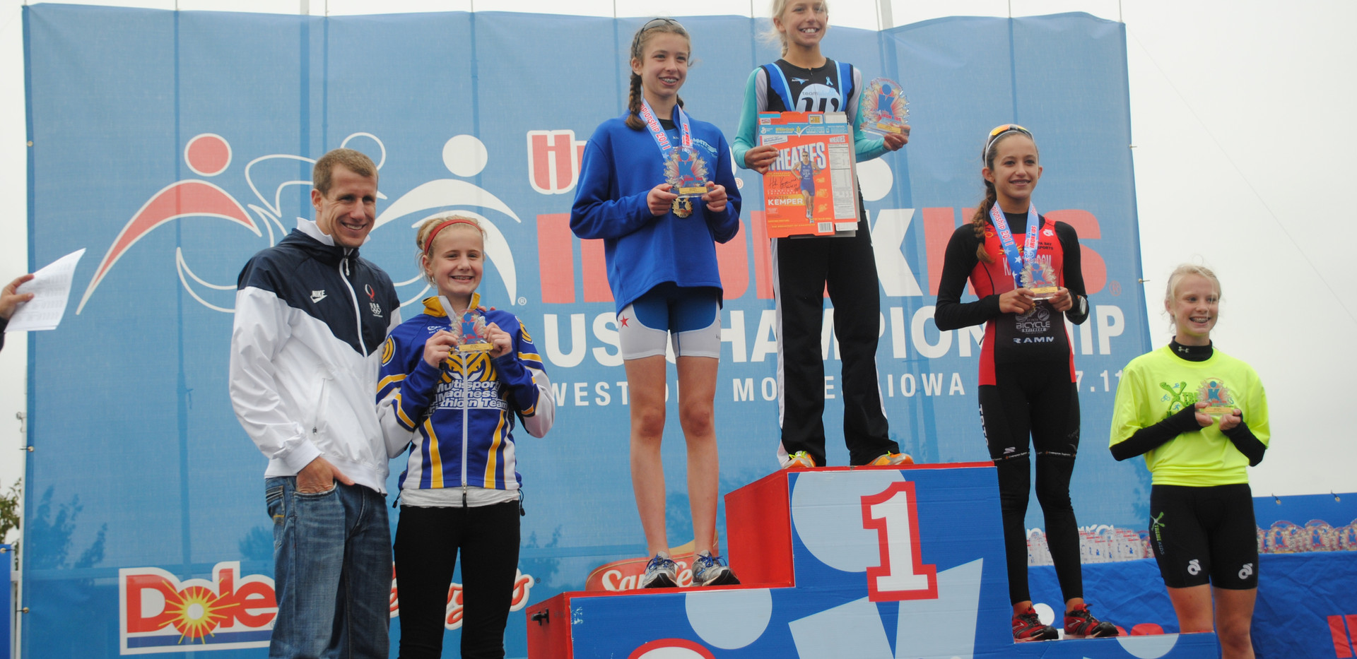 IronKids National Championships 2011