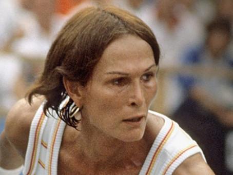 """La tenista Renée Richards y la película """"Second Serve"""""""
