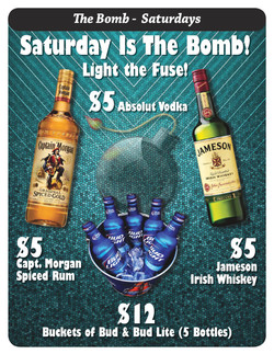 Saturday Is The Bomb!