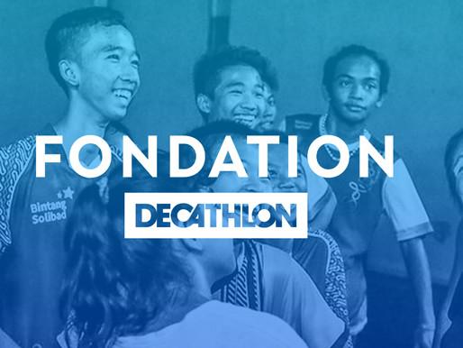 La Fondation Décathlon avec Solibad