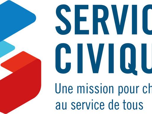 Solibad recrute 2 services civiques